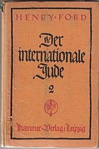 Le Juif International, par Henry Ford