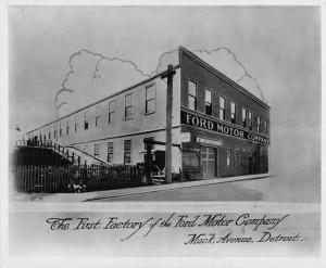 Ford Motor Company Mack Avenue