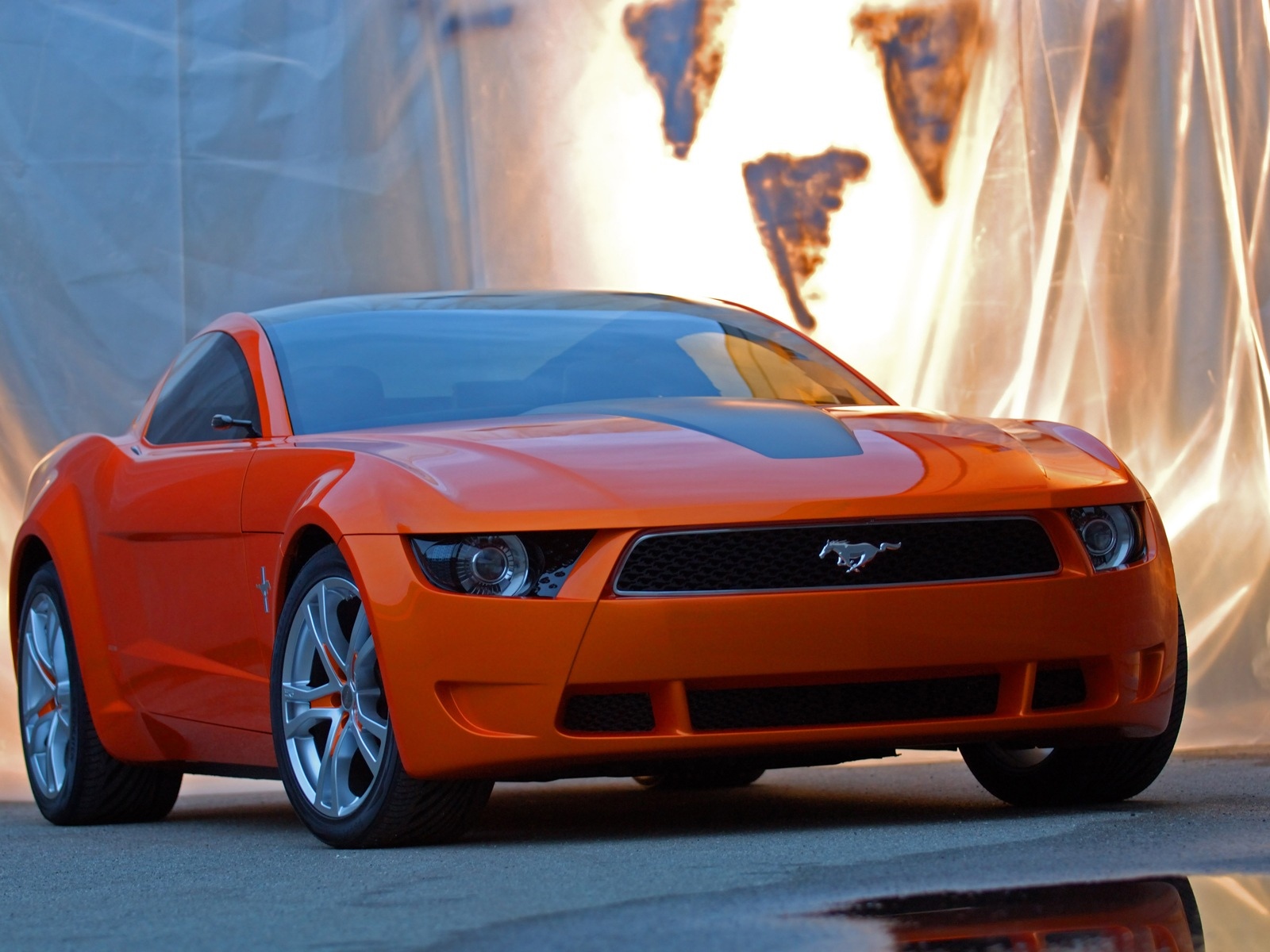 2014 Ford Mustang Spy