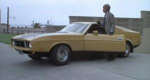 "Mustang Fastback de 1973 dans le film ""Gone in 60 seconds"""