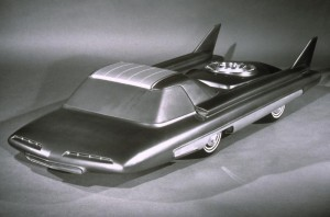 Ford Nucleon de 1958 (concept car)