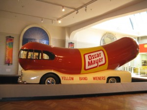 Wienermobile-Oscar-Mayer-Henry-Ford