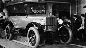 15 millième Ford T