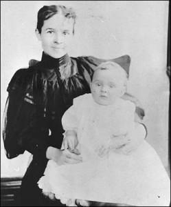 Clara et Edsel Ford