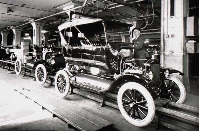 Production Ford Motor Company
