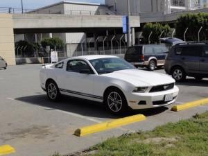 Ford Mustang, modèle récent