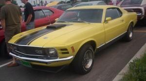 Ford Mustang Quatrième génération