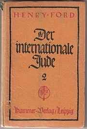 Le juif international - The International Jew