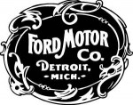 Logo Ford 1903